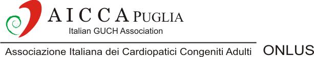 Aicca Puglia - Associazione Italiana dei Cardiopatici Congeniti Adulti